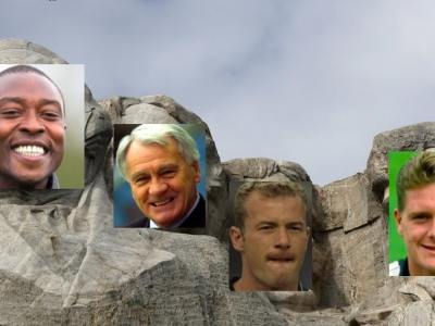 Shola Ameobi, Alan Shearer, Paul Gascoigne, Sir Bobby Robson, twitter:card